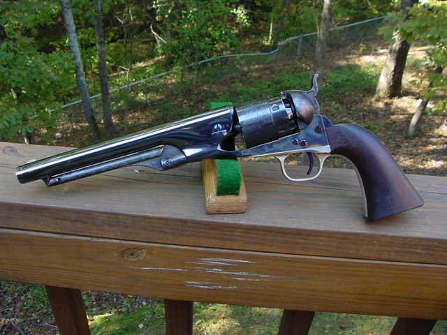 Antique Arms Inc Colt 1860 Army Revolver