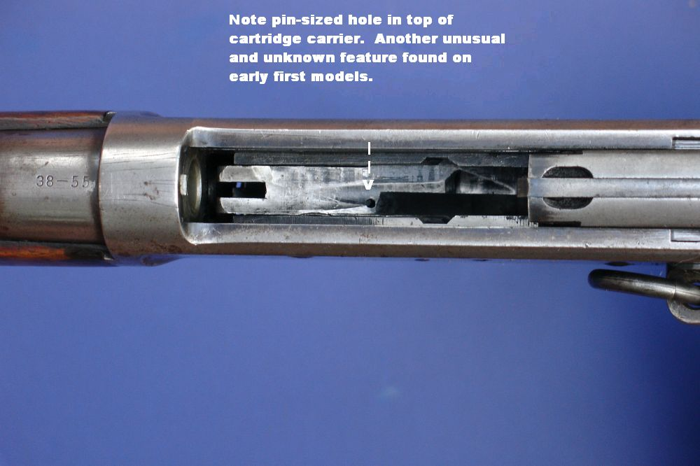Winchester model 94 rifle serial numbers | pre 64 winchester