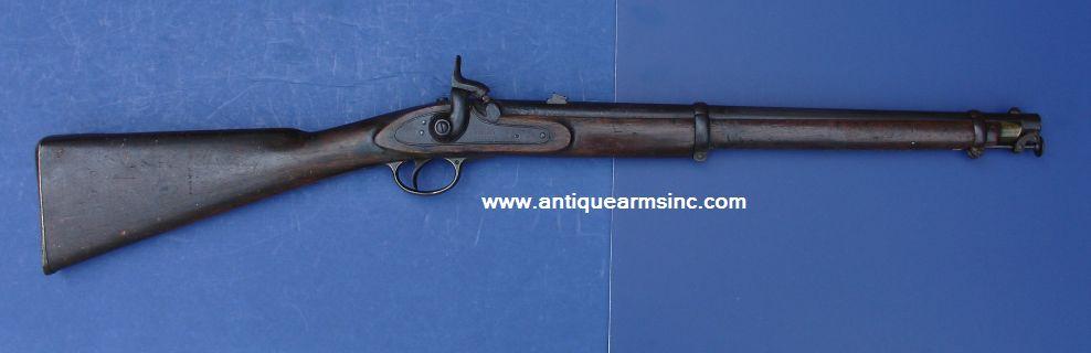 Antique Arms, Inc  - Barnett Pattern 1856 Cavalry Carbine
