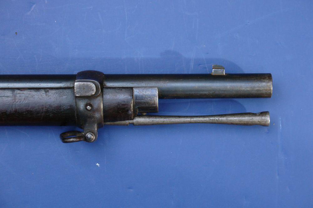 Antique Arms, Inc  - British Martini Henry Mark 2 Rifle
