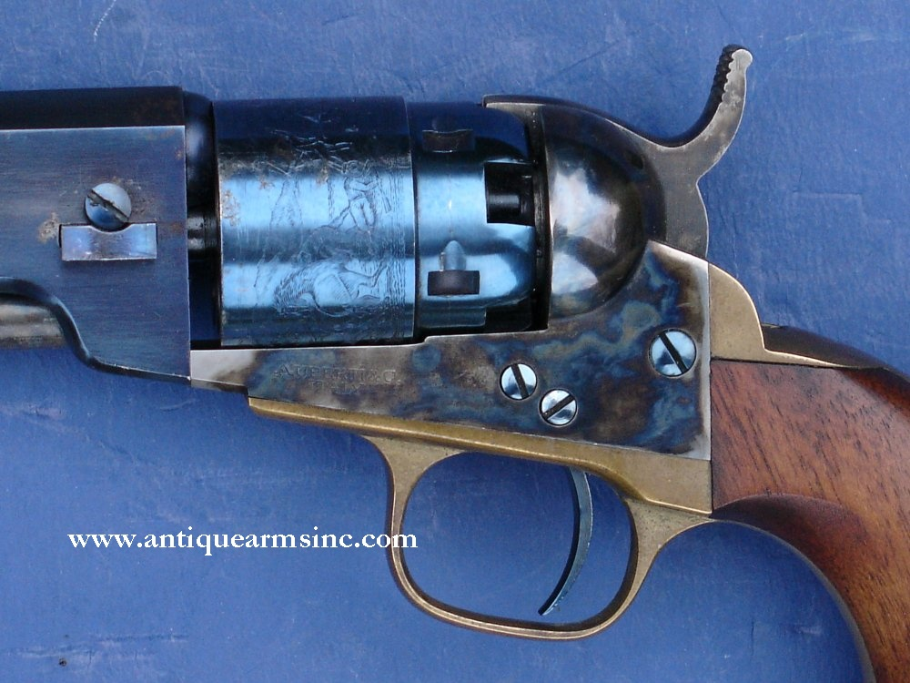 index of images colt 1862 pocket navy revolver percussion allen