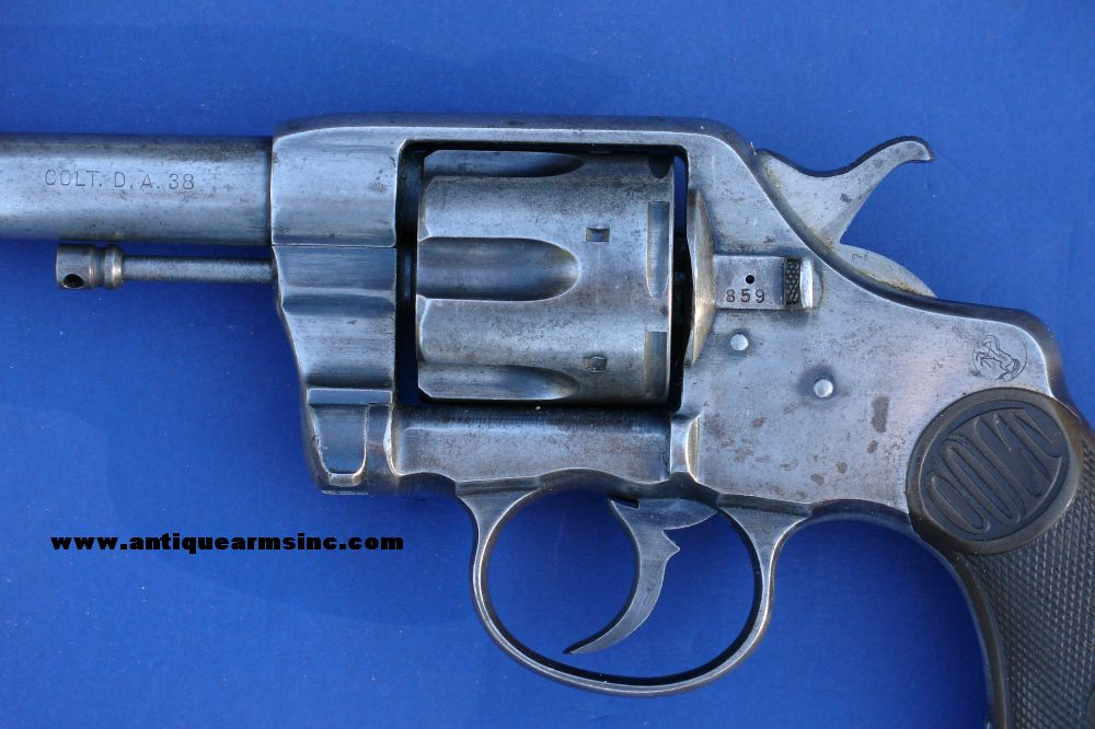 colt single action army serial number lookup