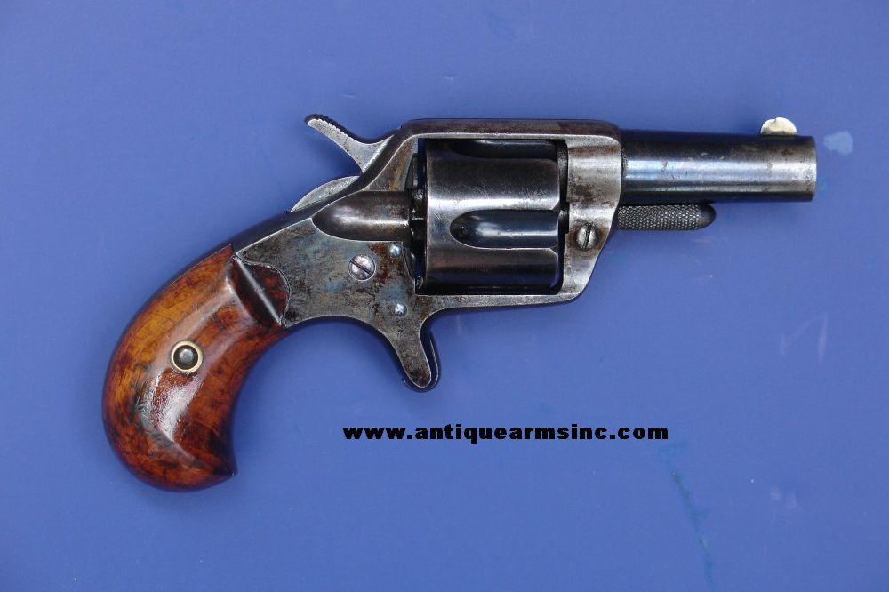 Antique Arms, Inc  - Colt New Line Pocket Revolver in 41 CAL