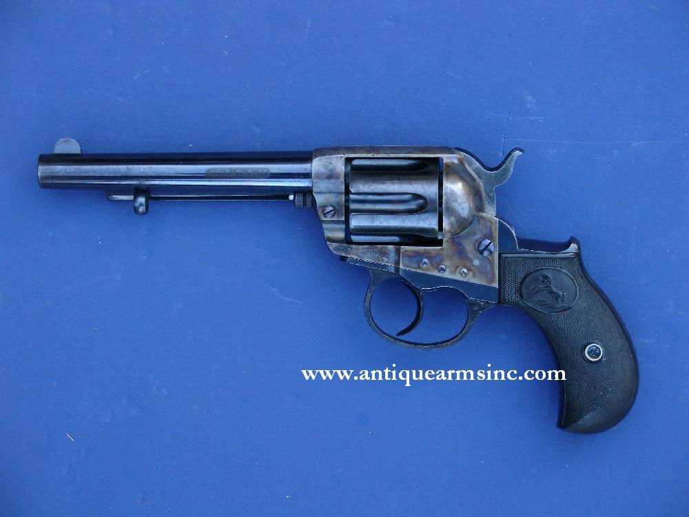 Antique Arms, Inc. - Colt 1877 Thunderer Revolver .41 CAL ...
