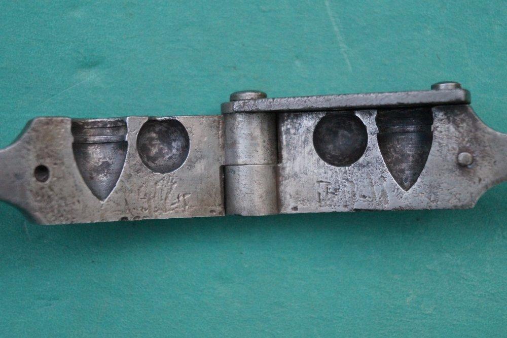 Antique Arms, Inc  - Civil War Colt's Patent Bullet Mold for