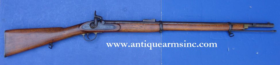 Antique Arms, Inc  - Confederate Enfield Two Band Rifle ID'D