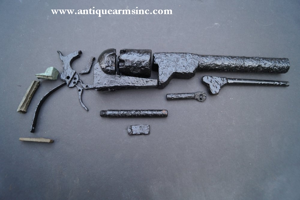 Antique Arms, Inc  - Confederate Griswold Revolver Factory