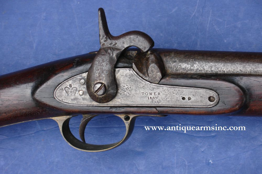 antique arms inc   confederate js anchor marked enfield