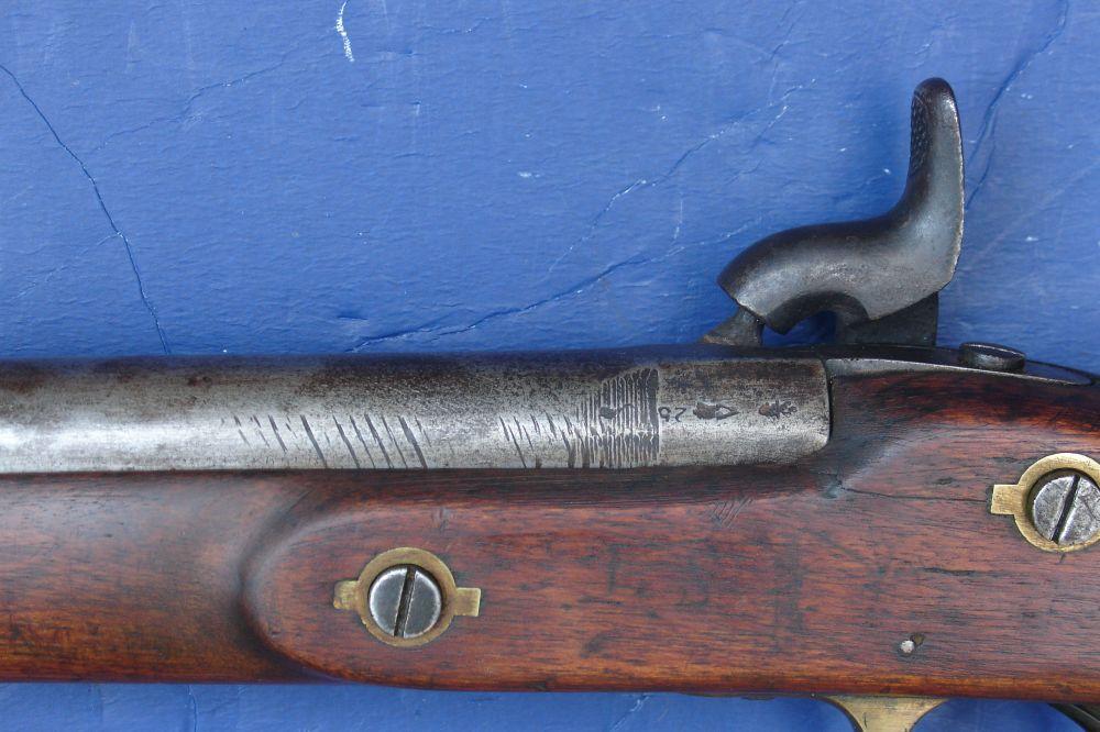 antique arms inc   confederate js anchor enfield short