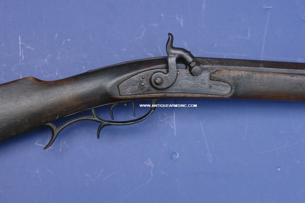 Antique Arms, Inc  - North Carolina made Jamestown Rifle by
