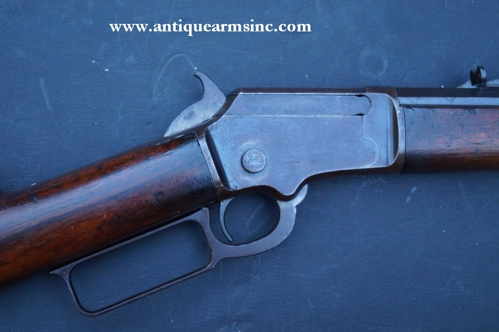 Antique Arms, Inc  - Marlin 1891 Rifle with Rare 28