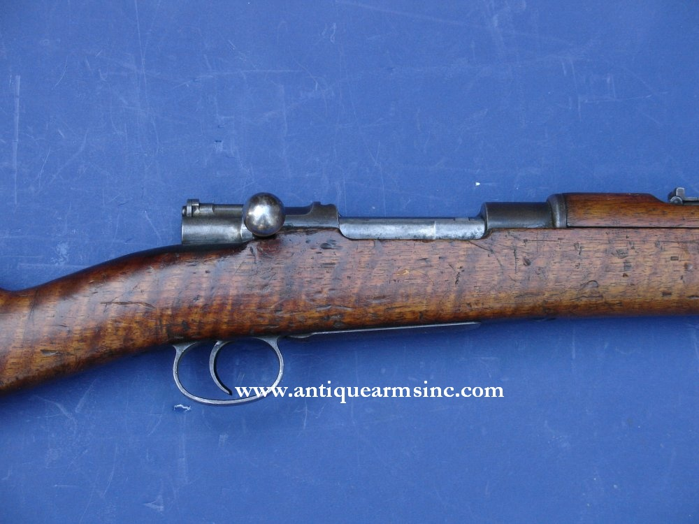 Antique Arms, Inc  - Mauser Spanish Model 1893 Rifle from the World