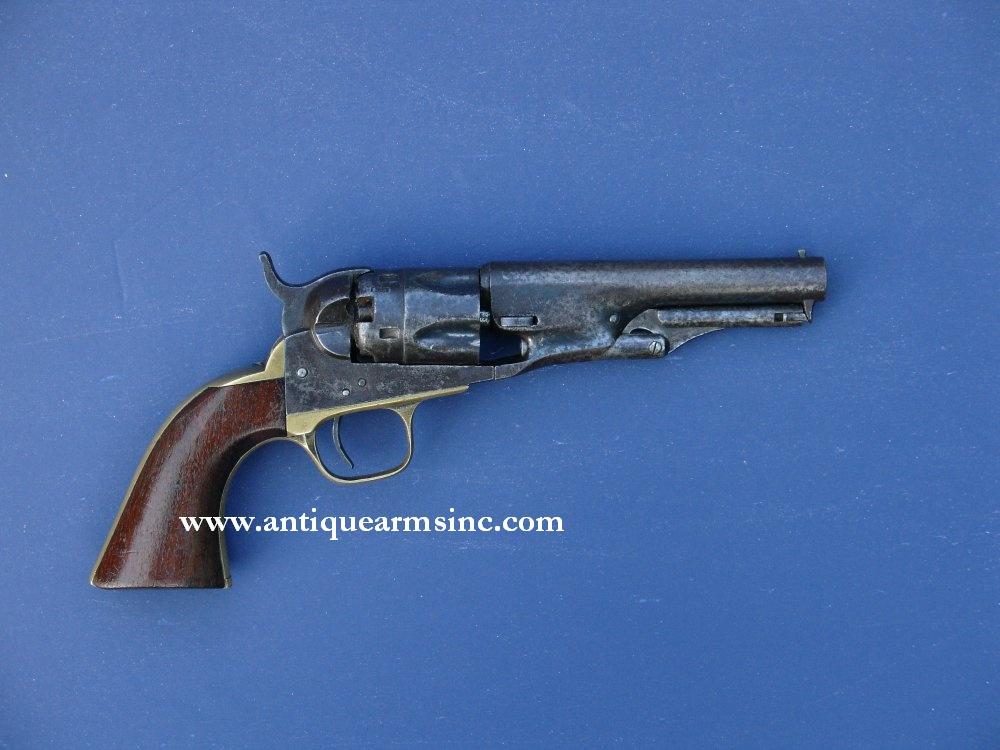 index of images metropolitan arms company police revolver rare colt