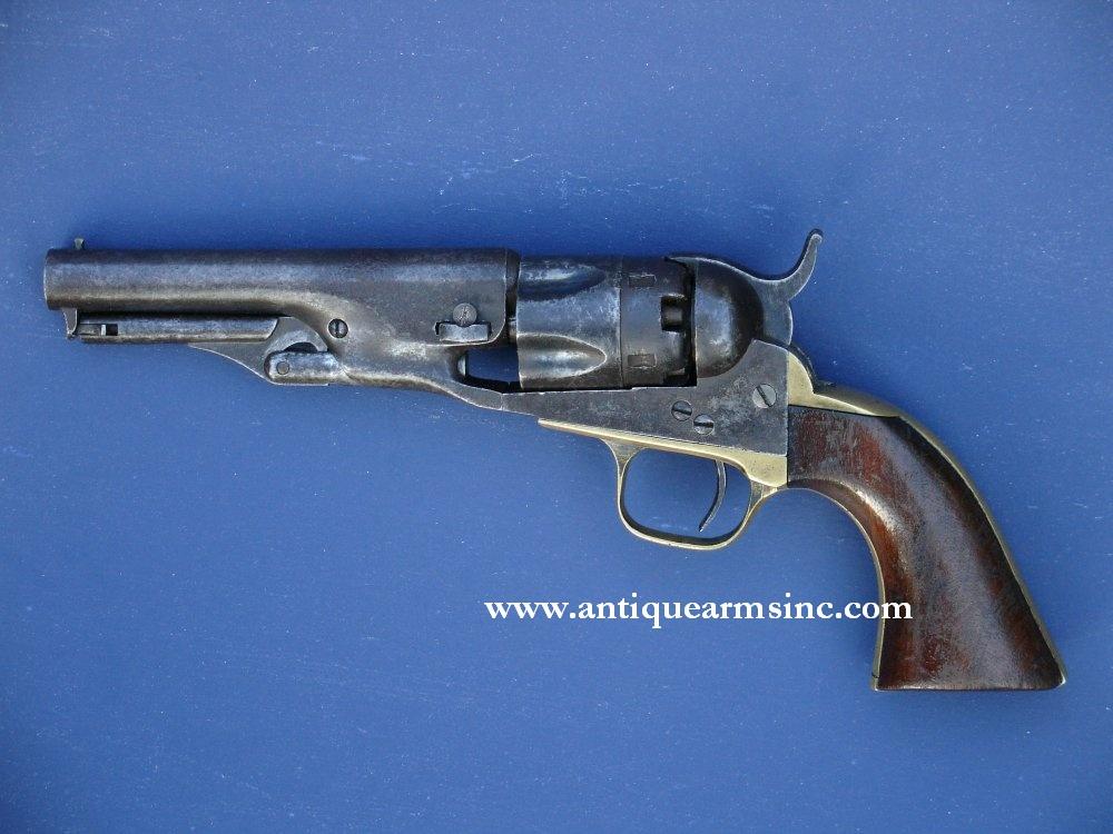 Antique Arms, Inc  - Metropolitan Arms Co  Police Model Revolver