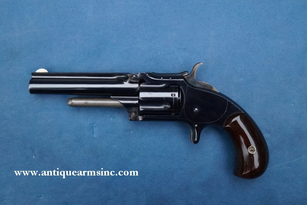 Antique Arms, Inc  - Smith and Wesson 1-1/2 Revolver -- Near Mint