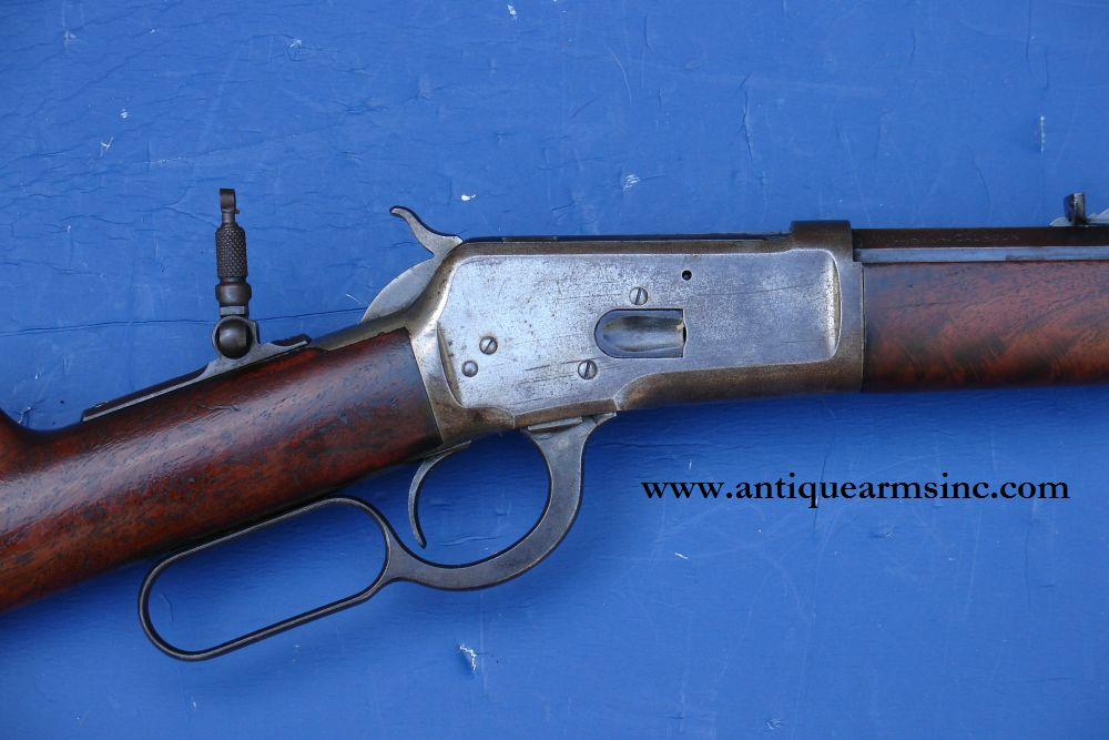 how to open a winchester rifle case