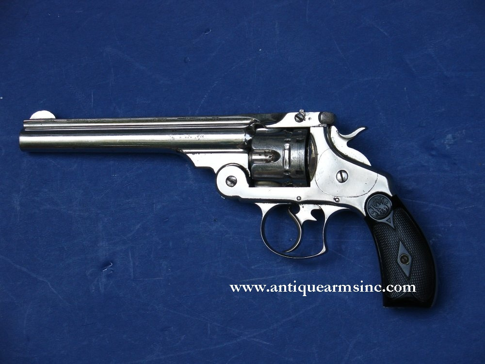 smith wesson 44 russian antique