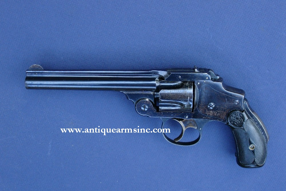 Antique Arms, Inc  - Smith and Wesson 38 Safety Hammerless