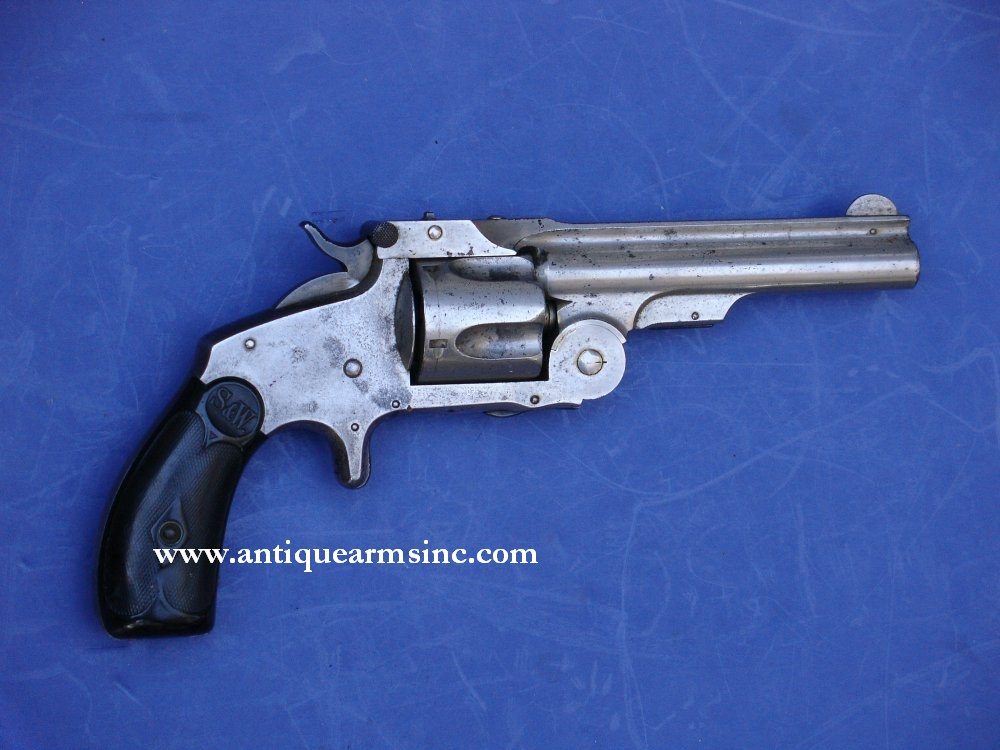 Antique Arms Inc S Amp W 38 Baby Russian Single Action