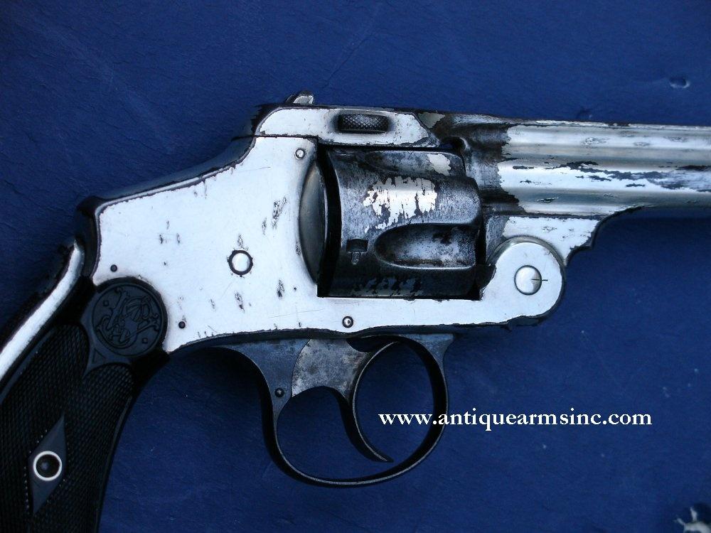 Antique Arms, Inc  - S&W  38 1st Model