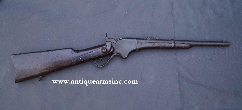Antique Arms, Inc  - Spencer Model 1860 Trapper Carbine
