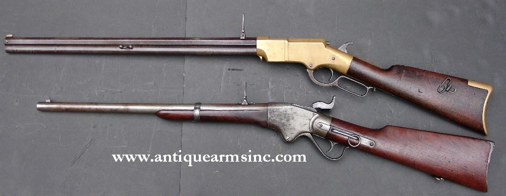 Antique Arms, Inc  - Spencer Model 1860 Carbine