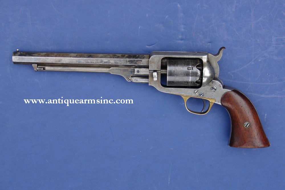 Antique Arms, Inc  - Whitney Navy Percussion Revolver