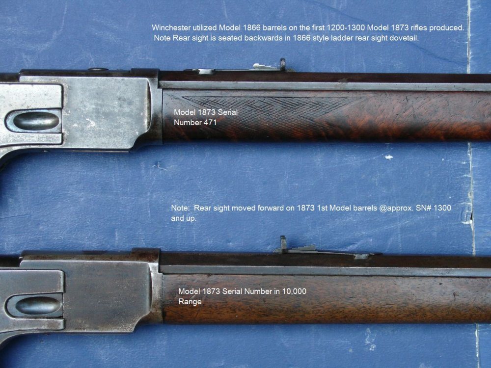 Winchester firearms serial numbers lookup