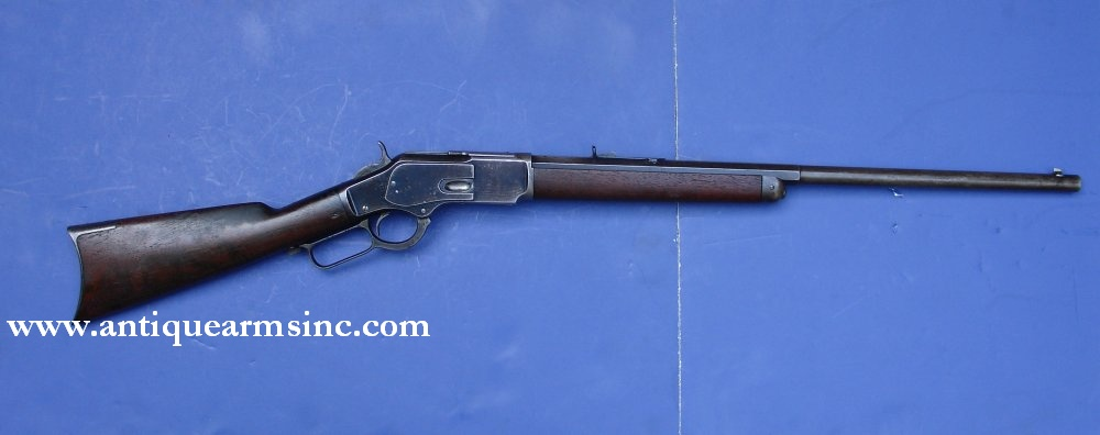 Antique Arms, Inc  - Winchester 1873 Special Order Rifle in