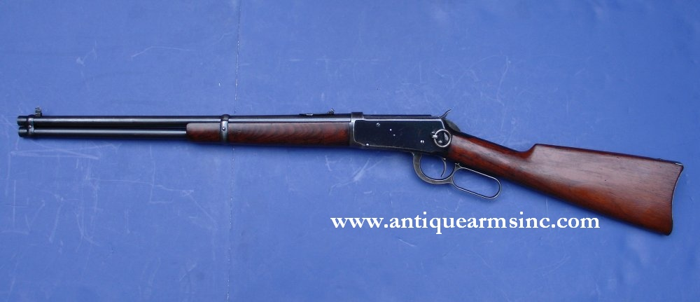 Antique Arms, Inc  - Winchester 1894 Saddle Ring Carbine