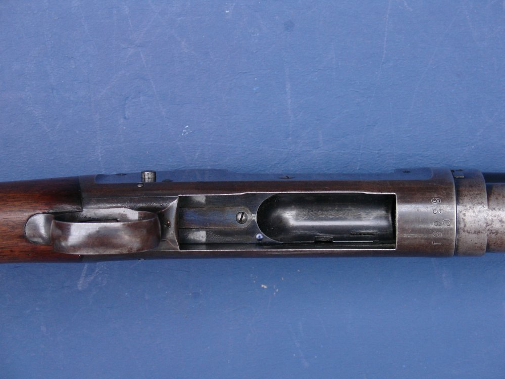Antique Arms, Inc  - Winchester 1897 Shotgun --Very Early Takedown w